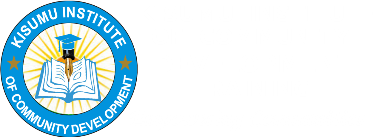 Kisumu Institute of Community Development